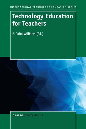 Cover Technology Education for Teachers