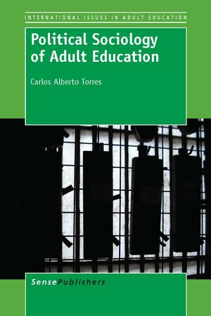 Cover Political Sociology of Adult Education