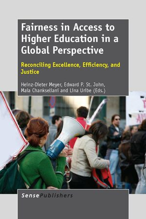 Cover Fairness in Access to Higher Education in a Global Perspective