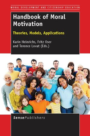 Cover Handbook of Moral Motivation