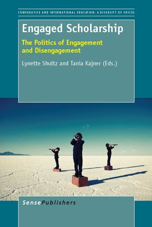 Cover Engaged Scholarship