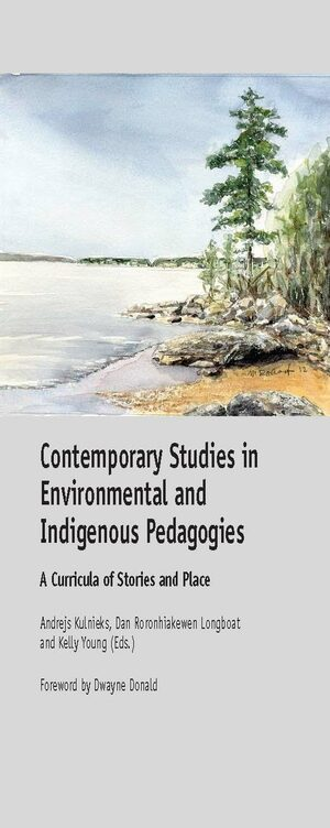 Cover Contemporary Studies in Environmental and Indigenous Pedagogies