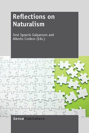 Cover Reflections on Naturalism
