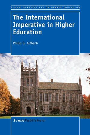 Cover The International Imperative in Higher Education
