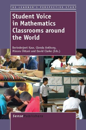Cover Student Voice in Mathematics Classrooms around the World