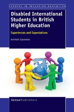 Cover Disabled International Students in British Higher Education