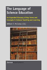 Cover The Language of Science Education