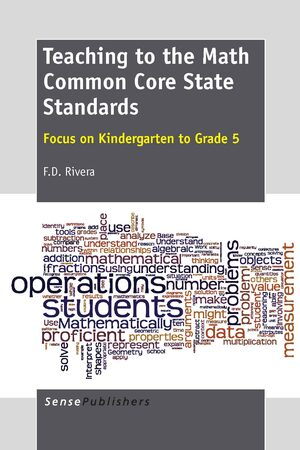 Teaching To The Math Common Core State Standards Focus On