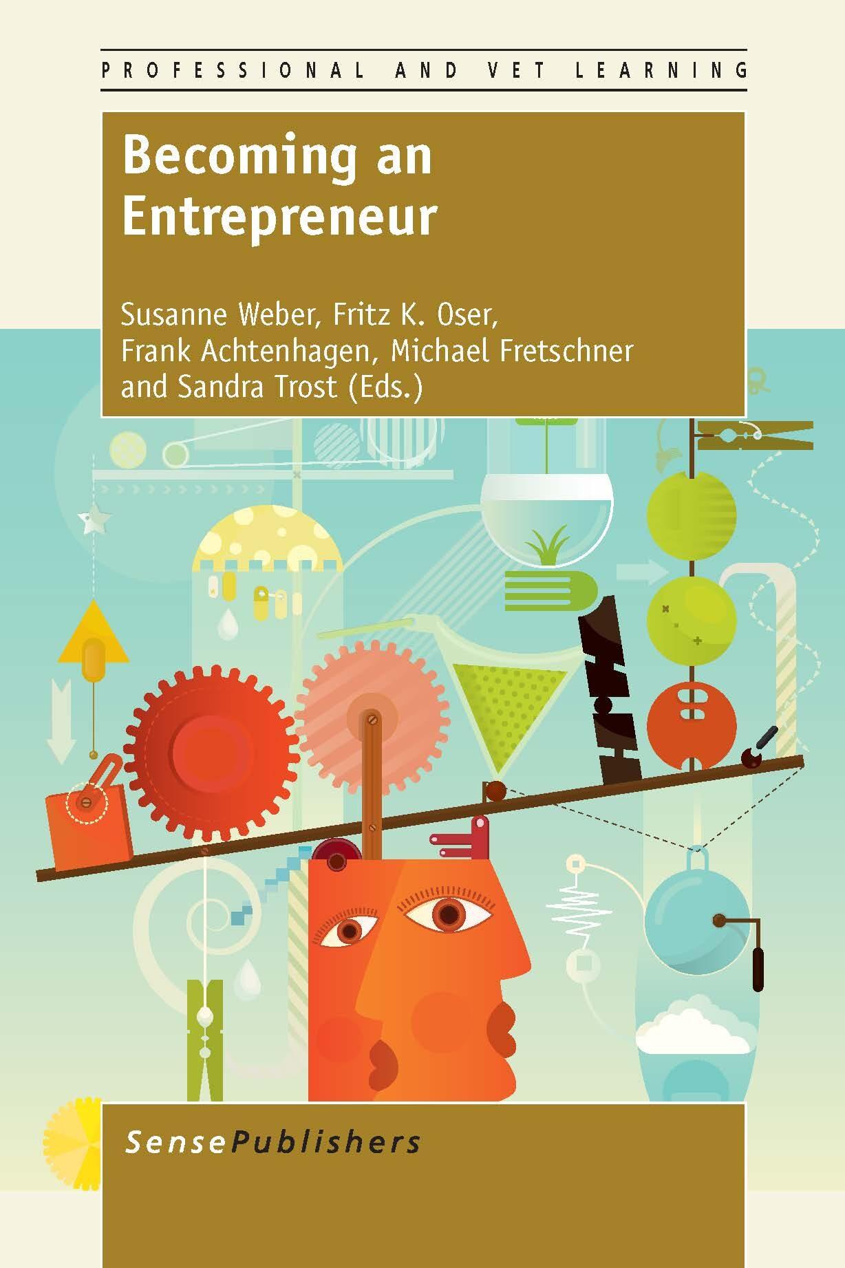 Osez L Art De La Table a research-and evidence-based entrepreneurship education