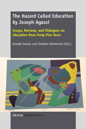 Cover The Hazard Called Education by Joseph Agassi