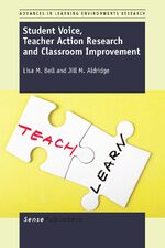 Cover Student Voice, Teacher Action Research and Classroom Improvement