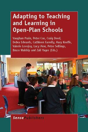 Cover Adapting to Teaching and Learning in Open-Plan Schools