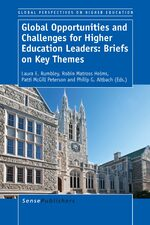 Cover Global Opportunities and Challenges for Higher Education Leaders: Briefs on Key Themes