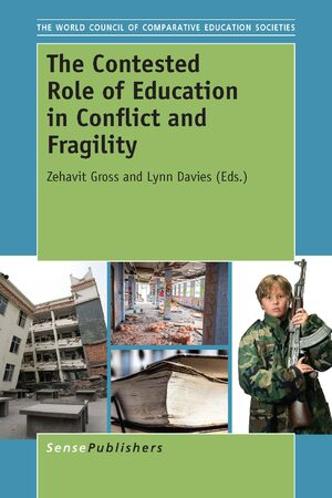Cover The Contested Role of Education in Conflict and Fragility