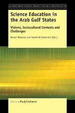 Cover Science Education in the Arab Gulf States