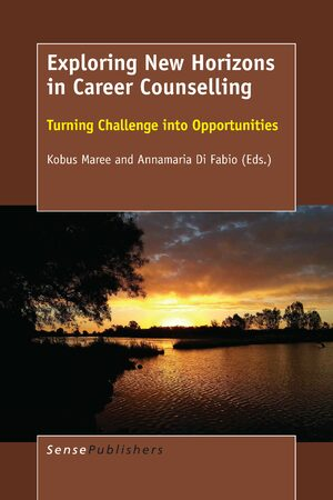 Cover Exploring New Horizons in Career Counselling
