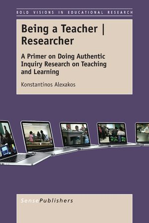 Cover Being a Teacher | Researcher