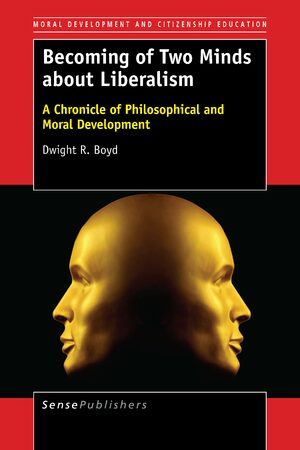 Cover Becoming of Two Minds about Liberalism
