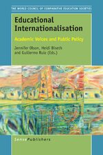 Cover Educational Internationalisation
