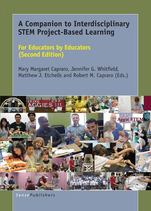 Cover A Companion to Interdisciplinary STEM Project-Based Learning