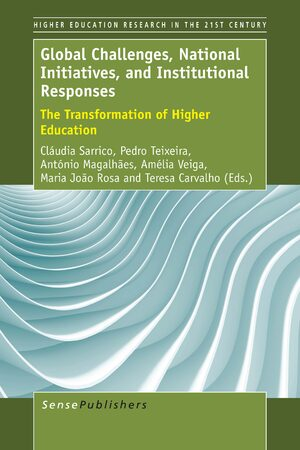 Cover Global Challenges, National Initiatives, and Institutional Responses