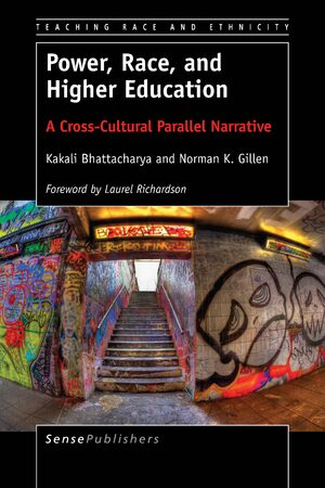 Cover Power, Race, and Higher Education