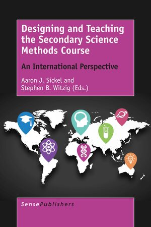 Cover Designing and Teaching the Secondary Science Methods Course