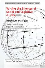 Cover Voicing the Silences of Social and Cognitive Justice