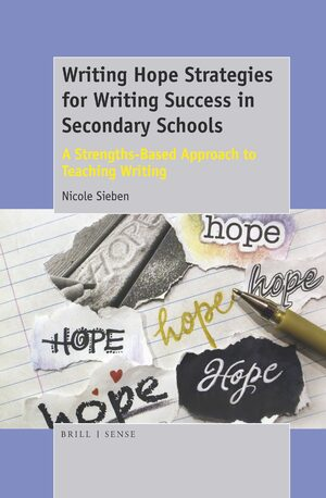 Cover Writing Hope Strategies for Writing Success in Secondary Schools