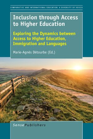 Cover Inclusion through Access to Higher Education
