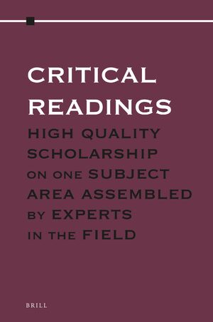 Cover Critical Readings