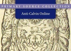 Cover Anti-Calvin Online