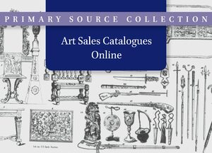 Cover Art Sales Catalogues Online