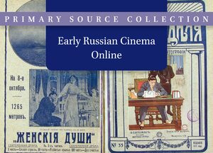 Cover Early Russian Cinema Online