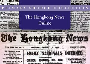 Cover The Hongkong News Online