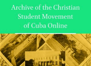 Cover Archive of the Christian Student Movement of Cuba Online