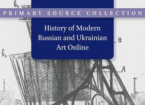 Cover History of Modern Russian and Ukrainian Art Online