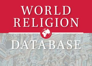 Cover World Religion Database