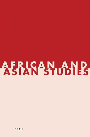 Cover African and Asian Studies