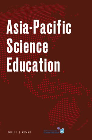 Cover Asia-Pacific Science Education