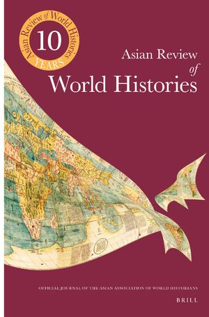 Cover Asian Review of World Histories