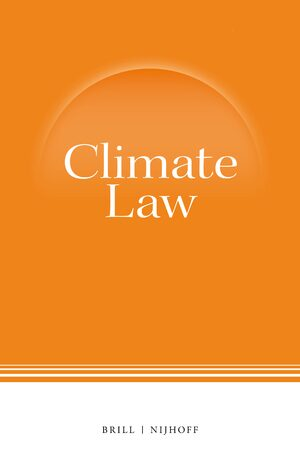 Cover Climate Law