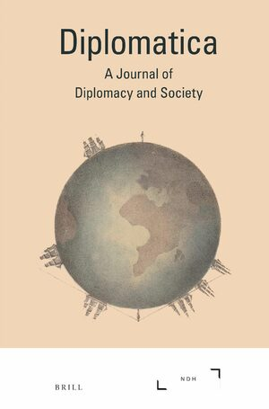 Cover Diplomatica