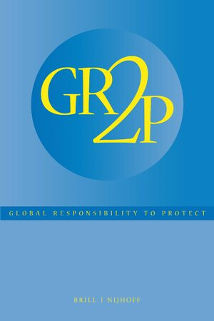 Cover Global Responsibility to Protect