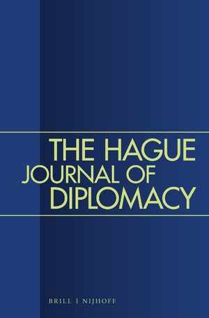 Cover The Hague Journal of Diplomacy