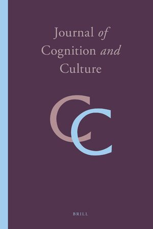 Cover Journal of Cognition and Culture