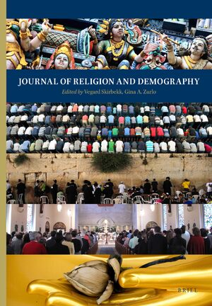 Cover Journal of Religion and Demography