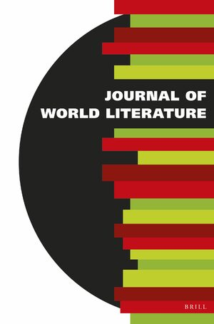 Cover Journal of World Literature
