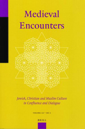Cover Medieval Encounters