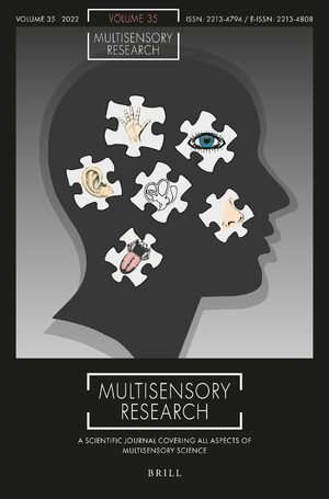 Cover Multisensory Research